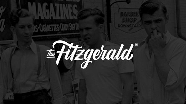 The Identity of The Fitzgerald Burger Company