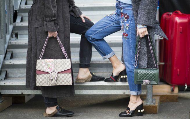 Liebling der Modeprofis: die bestickte Jeans von Topshop