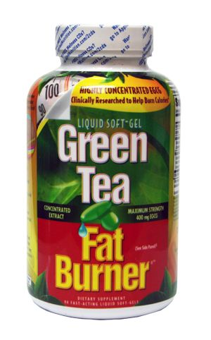 I am trying this green tea pill to help me reach my goal weight!