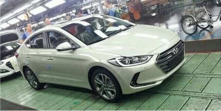 2017 New Generation Hyundai Elantra  During the summer months we started to finalize the brand-new vehicles from each other these days began to emerge. One of them came from the South Korean automotive sevi Hyundai brand. in 1990, the first model of routes on the hyundai elantra, the newly renovated from top to bottom as it stands.  #hyundai #elantra #2017cars #newelantra