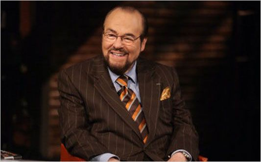 If I could spend a day with one person, dead or alive, I would choose James Lipton.  Every time.  Meeting him would be like meeting everyone I've ever wanted to meet all at once.  Checkmate.