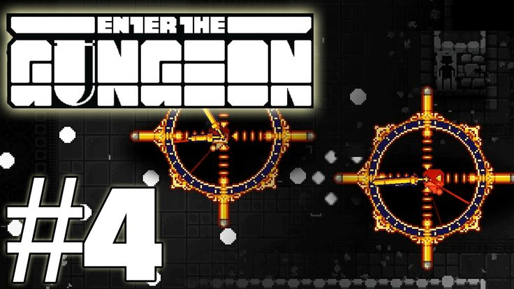 2 FOR 1 SPECIAL - Enter The Gungeon Gameplay #4