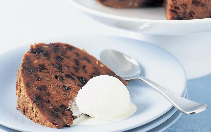 Easy Christmas pudding