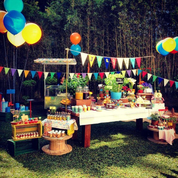 Pais gastam até R$ 200 mil em festas infantis chiques - Donna - Zero Hora