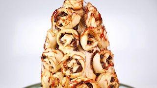 Carla Hall's Cinnamon Roll Tree Recipe   The Chew - ABC.com