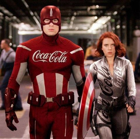 9 imagini cu supereroi cu sponsori pe echipament