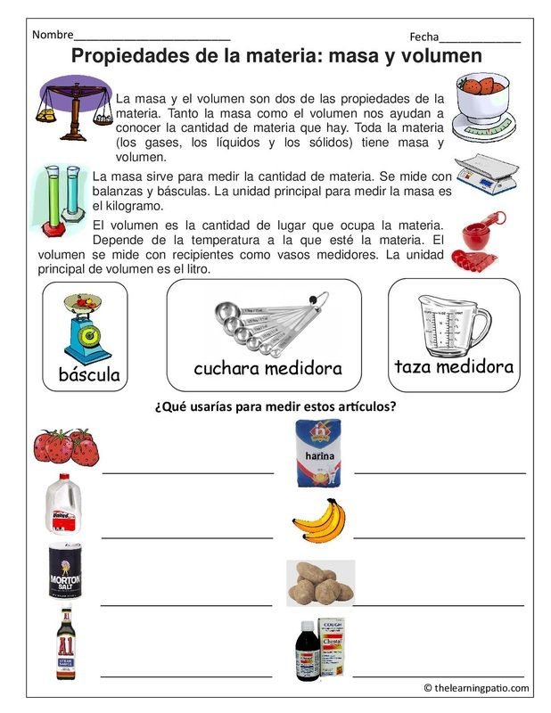 More of our short passages with activities in Spanish www.thelearningpatio.com  get it all with Subscription.