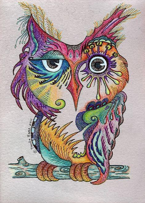 cool owl :)