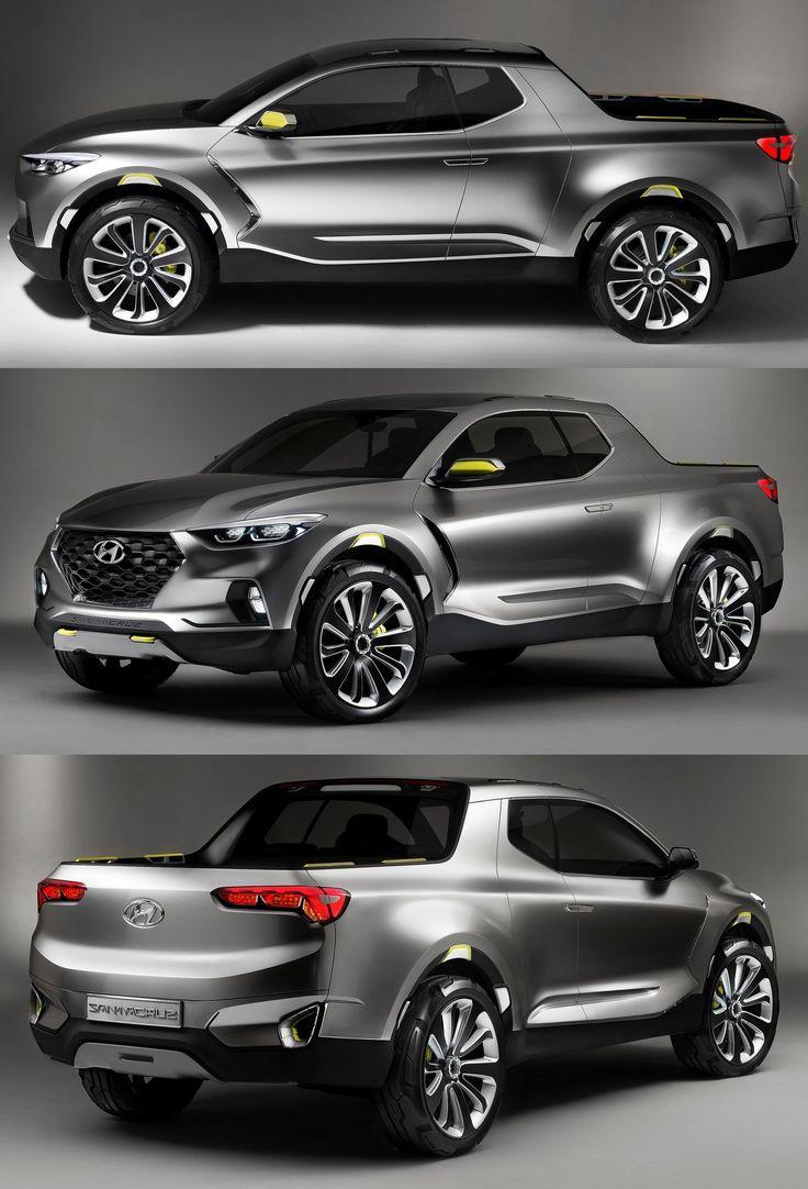 Hyundai-Santa Cruz Crossover Truck Concept
