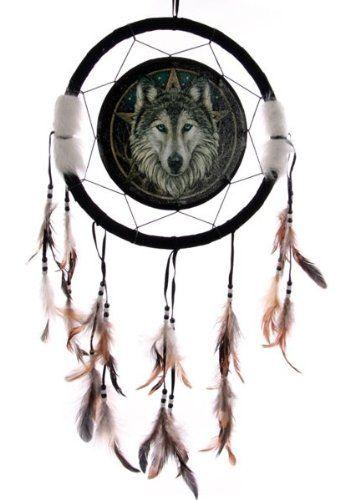 Cool Traumf nger Keltischer Wolfskopf versch Gr en Gr e mi https