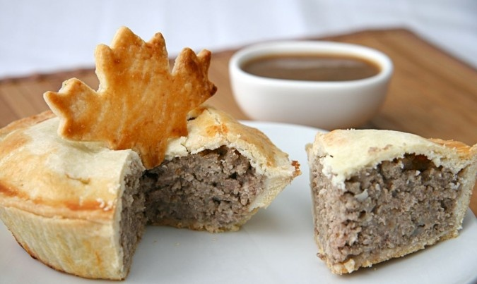 Traditional Tourtière. Image courtesy of www.jbeancuisine.com