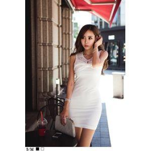 [픽키스트] korea fashion 리보니아 레이스 원피스 ts3902d - 39,900원 by 금찌