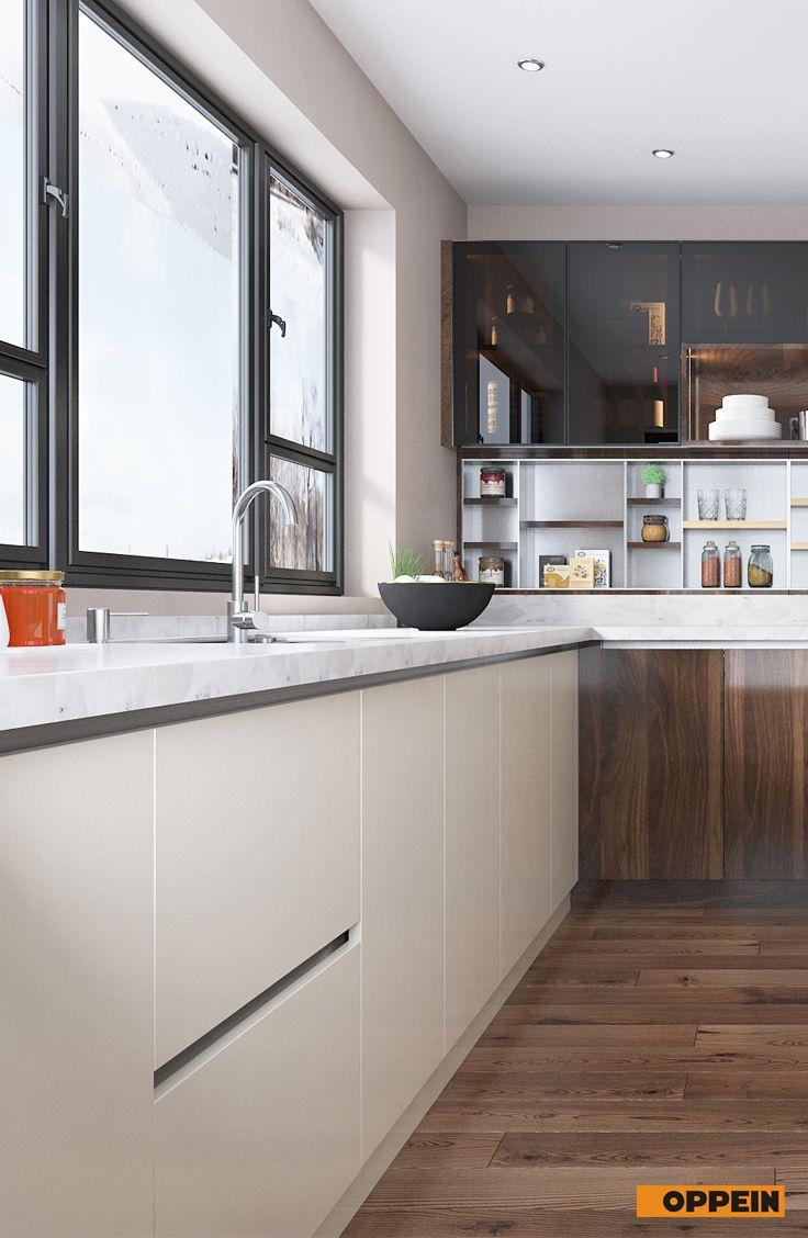 High Gloss Uv Lacquer Kitchen Cabinet Kitchen Design Kitchen Cabinets Kitchen Inspirations
