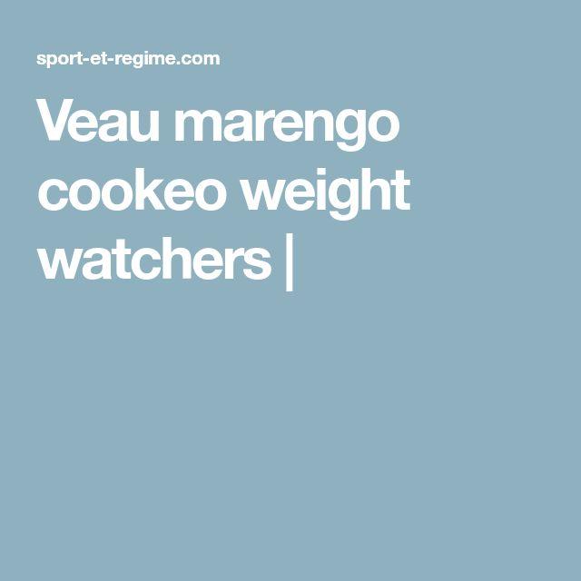 Veau marengo cookeo weight watchers  