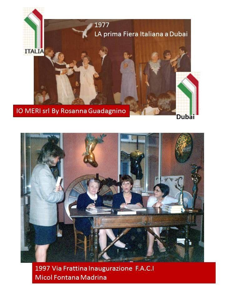 La Prima Sfilata di Alta Moda Italiana a Dubai con Micol Fontana Brioni e Cesari case di alta moda di Roma organizzati dal Rosanna Guadagnino e Mario Bonura