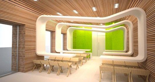 It Me Eco Fast Restaurant / Joanna Pszczółka + Łukasz BrandysFavorite Places, Dreams Parks, Design Interiors, Architecture Interiors, Fast Restaurants, Eco Restaurants, Fast Food, Fast Foods, Eco Fast