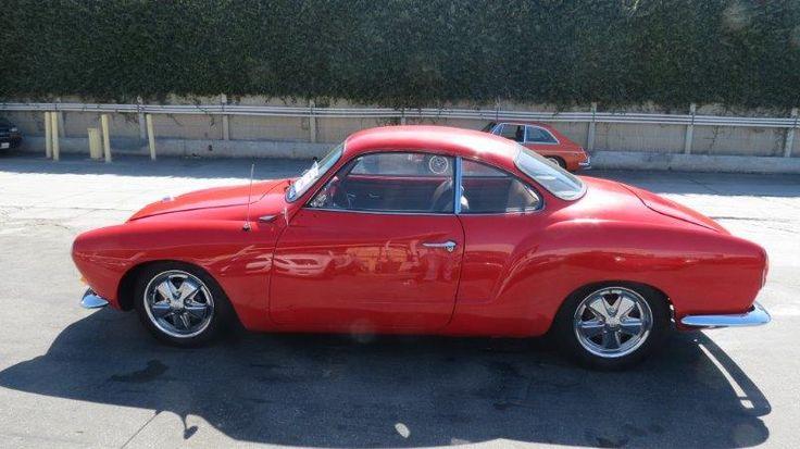 1965 VW Karmann Ghia aus dem sonnigen Kalifornien <3