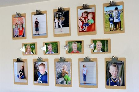 cute!  This would be great in a kid's room or office.