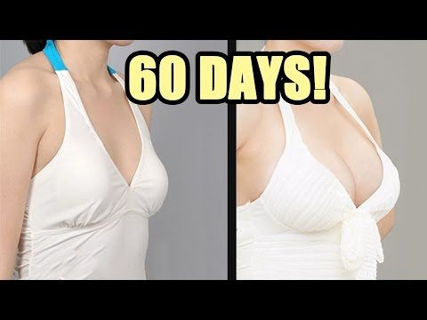 How to get Bigger Breast Naturally Fast at Home - Make Your Own Breast Cream - YouTube