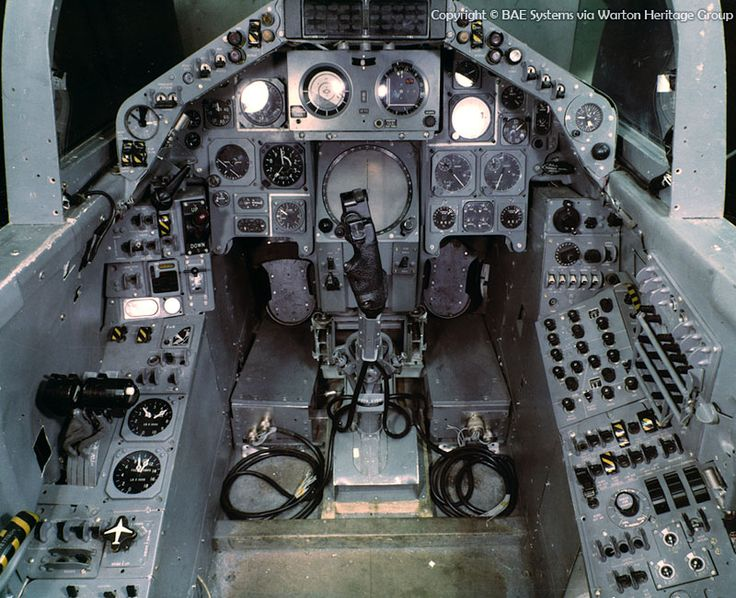 cockpit of tsr2 - Google Search
