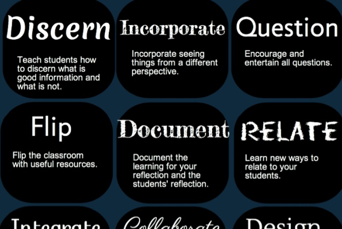 """27 Ways To Be A 21st Century Teacher"""