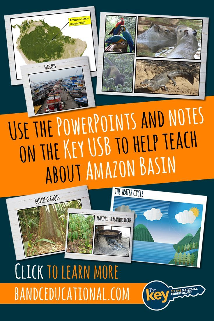 Amazon Basin B C Educational Geography Resources Geography