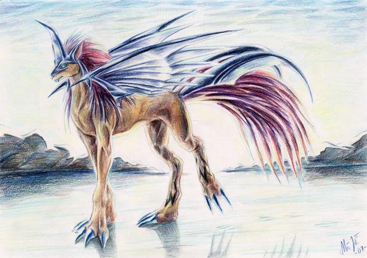 Unique mythical Creature