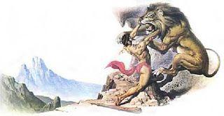 Mitos, Leyendas y otras Criaturas: EL LEÓN DE NEMEA