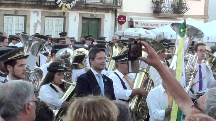 "XI Festival de Bandas V. N. Cerveira - Marcha de Valdemar Sequeira ""Pont..."