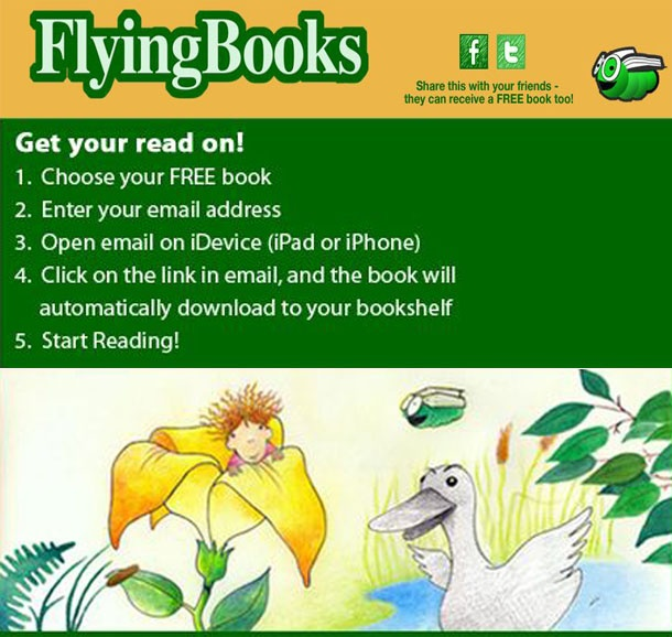We are celebrating Children's Book Day with a free book for everyone! All the deets are here: http://www.flyingbooks.me/international.books.day.php #kidsbooks #childrensbookday #eReader #kidsapp #bookapp