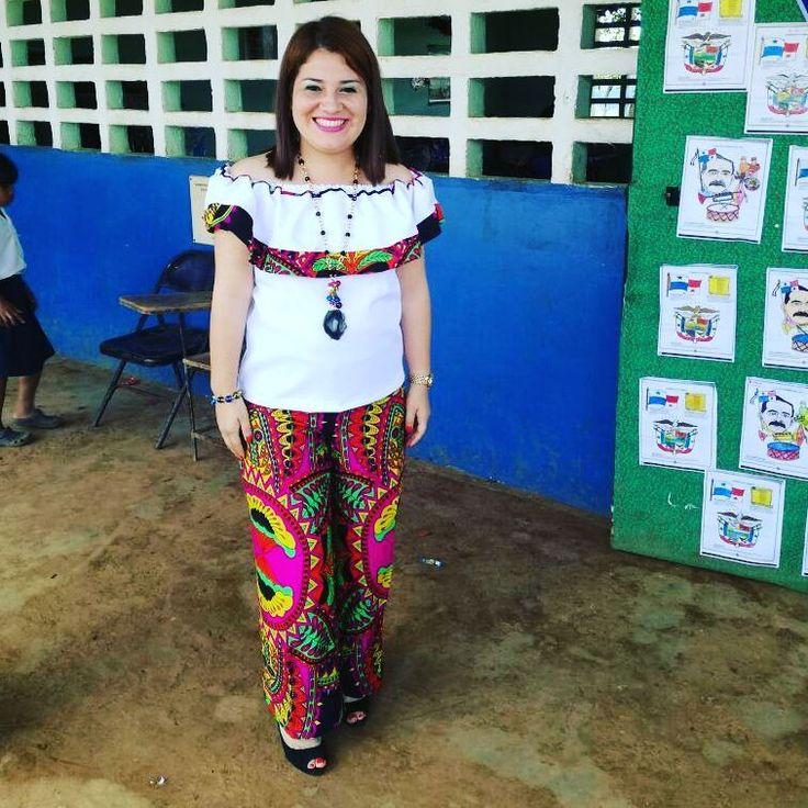 Así quedo nuestra hermosa creación en #Paruma del mes de #junio. #clientesatisfecha #Panamá #panama - elclosetdeyussy