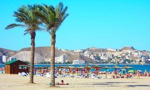 Groupon - Valencia: 1 tot 7 overnachtingen voor twee in ****Abba Acteón Hotel incl. ontbijt en meer in Valencia. Groupon-dealprijs: €59