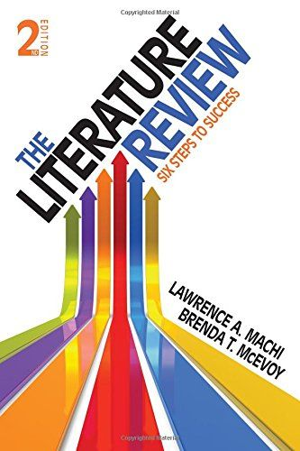 The literature review : six steps to success | 151.95 MAC