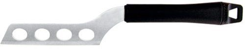 "Paderno World Cuisine Foie Gras Knife, 10"" by Paderno World Cuisine. $18.20. With stainless steel blade. Dishwasher safe. With plastic handle. With comfortable grip. With opening in handle for hanging. The Paderno World Cuisine foie gras knife is designed with roung cutouts in the blade which result in less blade surface for cleaner cuts and less sticking. It has a stainless steel blade and a dishwasher safe composite handle."