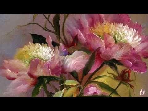 Twins in the Art.-Part.1.-  (Gary Jenkins - painter- & E.Doga music- )