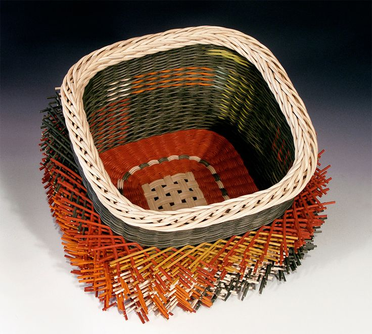 The Art Of Basketry By Kari Lonning : Kari lonning art with fibers