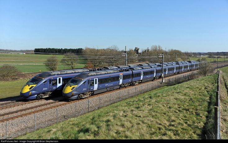 RailPictures.Net Photo: 395 027 South Eastern Trains Class 395 at Ashford, United Kingdom by Brian Stephenson