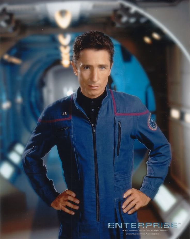 Malcolm Reed (Dominic Keating) - Star Trek: Enterprise - Armory officer Reed also serves as the tactical officer of the starship Enterprise.