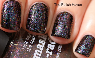 piCture pOlish Mask-a-rade swatched by The Polish Haven!