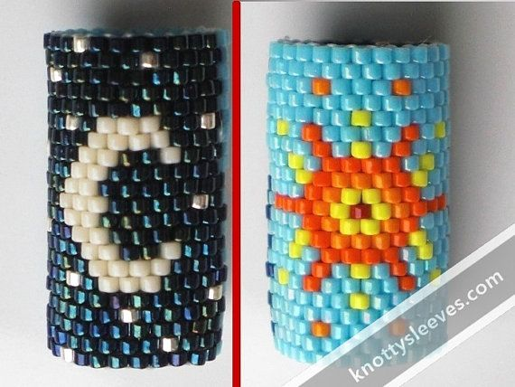 Hey, I found this really awesome Etsy listing at http://www.etsy.com/listing/60311981/peyote-stitch-beaded-dreadlock-sleeve
