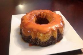 Kraft chocolate flan cake recipe****
