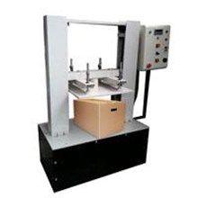 Box Compression Tester, adalah pengecekan ketahanan kardus terhadap beban tumpukan di atasnya. Semakin tinggi nilai Box Compression Test kardus, maka semakin tahan terhadap beban tumpukan diatasnya.