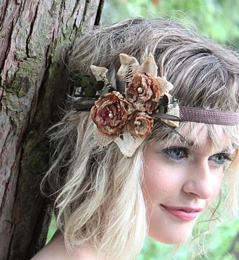 Eco hair piece