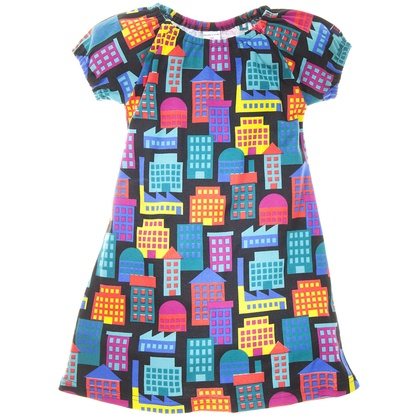 Cityscape dress for little girls who love a bit of the big city: Cityscapes Dresses, Little Girls, Cityscape Prints, Prints Dresses, Pyret Cityscapes, Pyret Usa, Cityscapes Prints, Dresses 2550, Girls Apparel