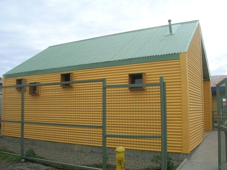 Telecentro barrio Simón Bolívar. Punta Arenas 2008. Seremi Minvu Magallanes