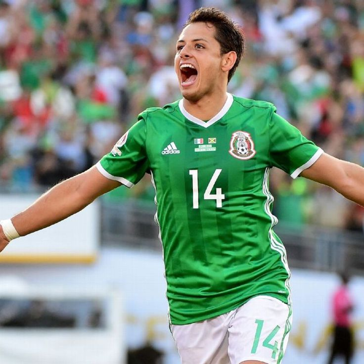 Javier Hernandez: Mexico game could bring Hispanics post-election 'joy'