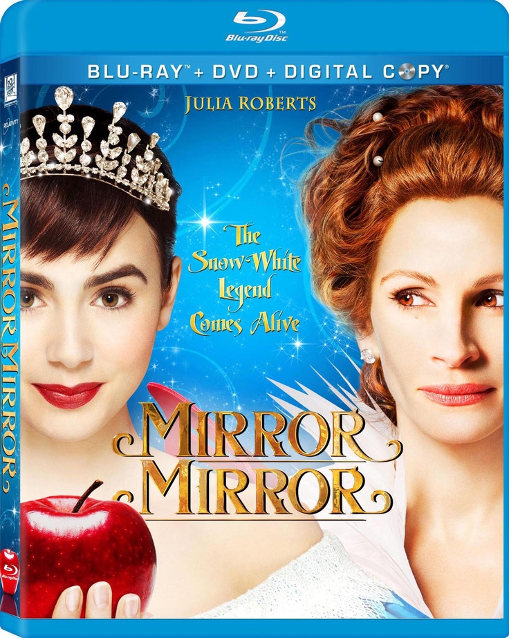 13 best images about mirror mirror on blu ray dvd and for Mirror 3 movie