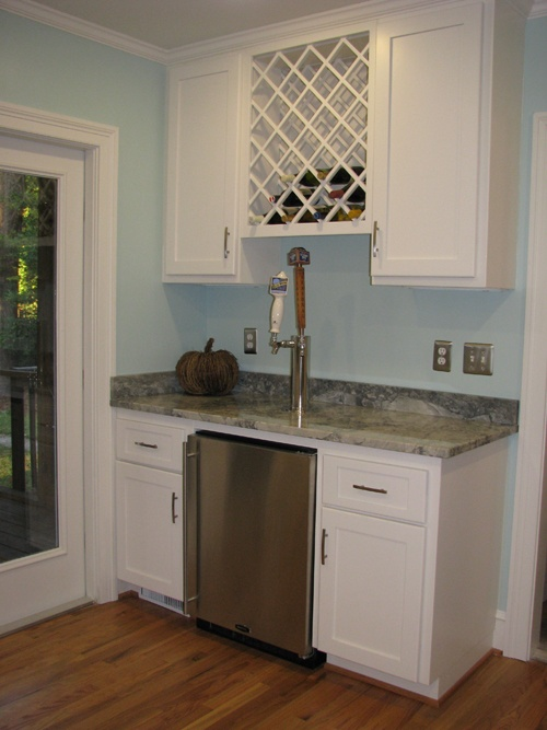 Room Painted In Tidewater Color Sherwin Williams