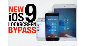 iOS 9 bug that lets you bypass iPhone lock screen
