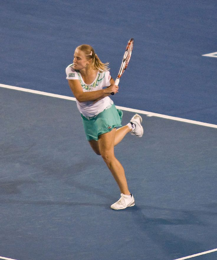 Jelena Dokic - Australian Open 2009 - Jelena Dokic - Wikipedia, the free encyclopedia